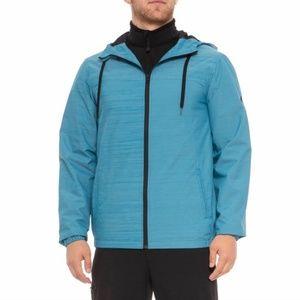 686 Unix Snowboard Mens Hooded Full Zip Jacket
